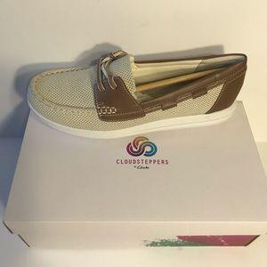 Clarks Jocolin Vista Womens Boat Shoe
